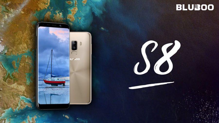Главные достоинства смартфона Bluboo S8 Plus