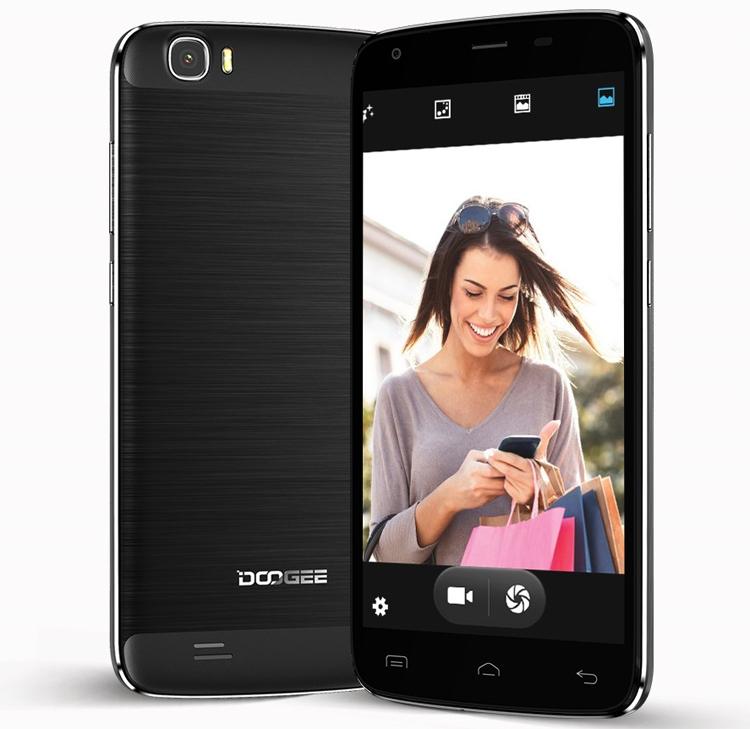Doogee дарит 23 % скидки на свои смартфоны