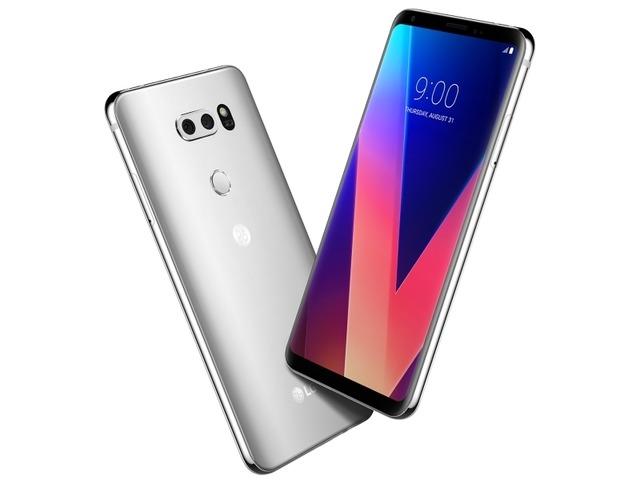 Акция от LG: закажи смартфон V30+ – получи телевизор