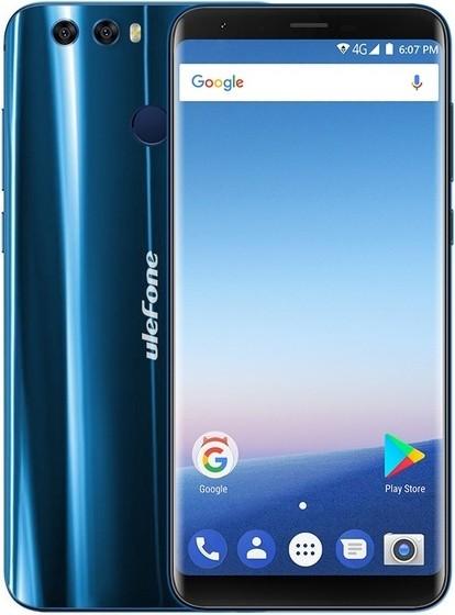 Невероятно дешевый безрамочный смартфон Ulefone Mix 2 с безрамочным экраном и двойной камерой уже в продаже