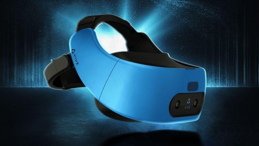 Автономный шлем виртуальной реальности Vive Focus от HTC! Анонс!