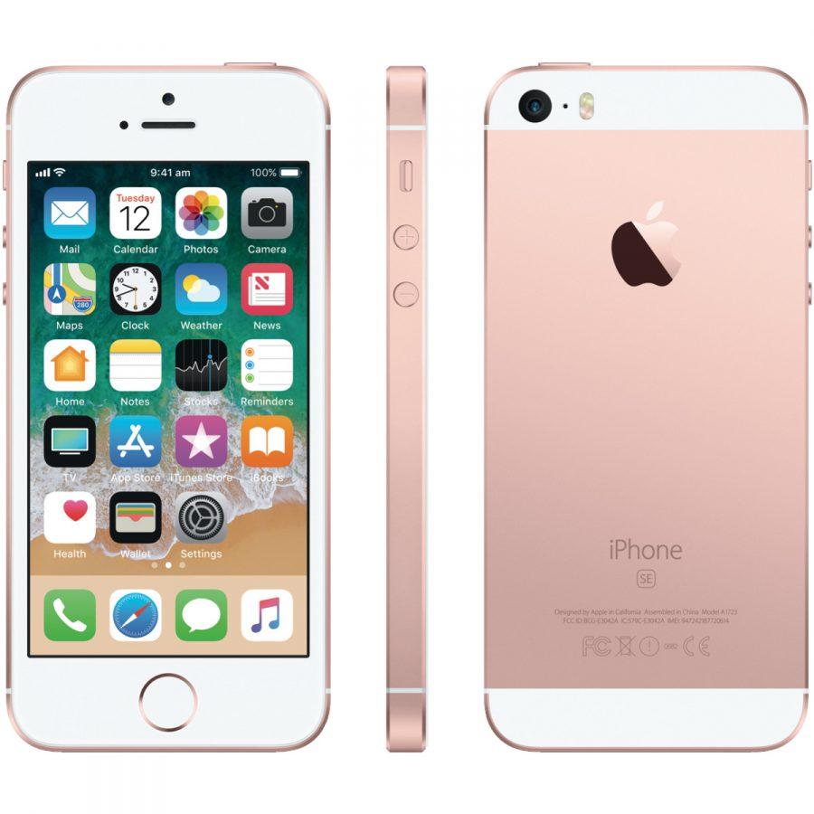 Apple презентует новый iPhone SE в первой половине 2018 года