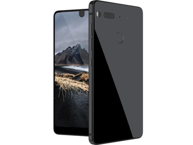 Essential Phone Android Источник эксперты назвали аналогом iPhone X.