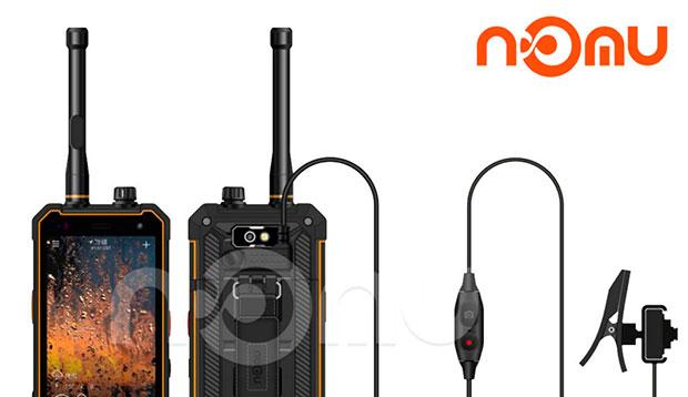 Анонсировано функциональный и недорогой смартфон Nomu T18