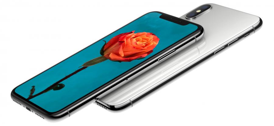 Флагман iPhone X будет скрывать входящие сообщения от посторонних глаз