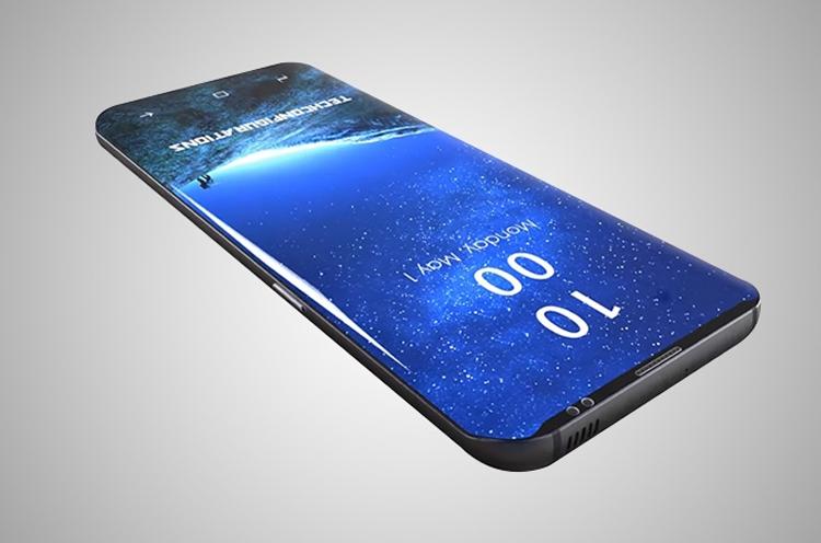 В 2018 году выйдет Samsung с 4-дюймовым экраном
