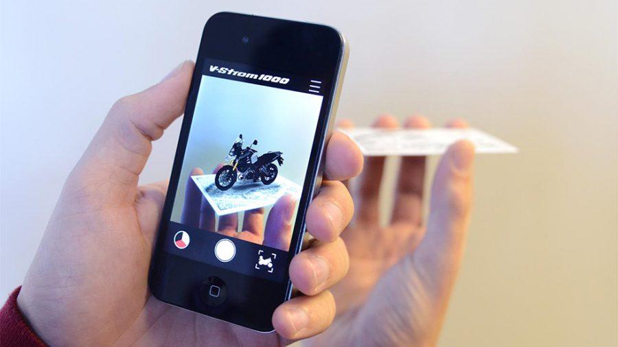 Дополнительная реальность в новом поколении iPhone
