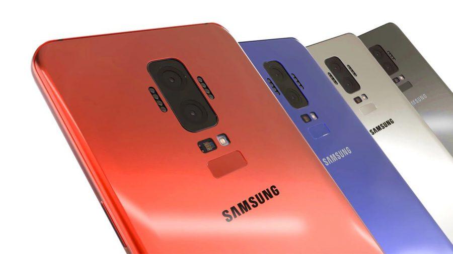 Сайты тестирования пополнились Samsung Galaxy S9+!