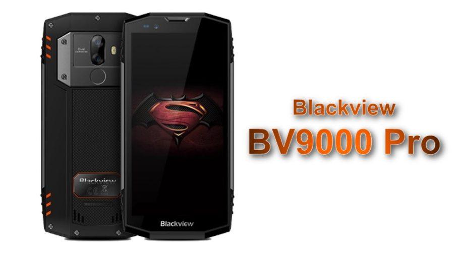 Blackview BV9000 Pro наделили высоким уровнем защиты от ударов и воды