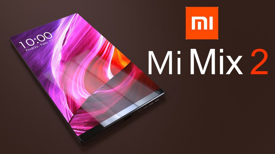 В РФ состоится презентация нового смартфона Xiaomi Mi Mix 2