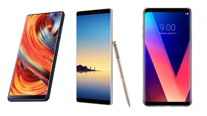 Официальная продажа новейшего смартфона Xiaomi Mi Mix 2 стартовала в России
