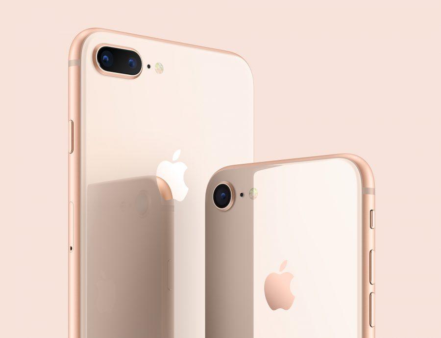 IPhone 7 превзошёл показатель в количестве проданных экземпляров, нежели IPhone 8