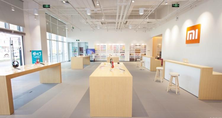 Первые магазины Xiaomi на европейском рынке открыто