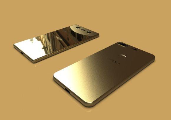 Sony готовит к выпуску безрамочные Xperia