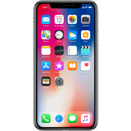 Новая функция скрытия лица в iPhone X