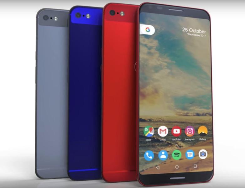 Смартфоны Pixel 2 и Pixel 2 XL бренда Google значительно подешевели