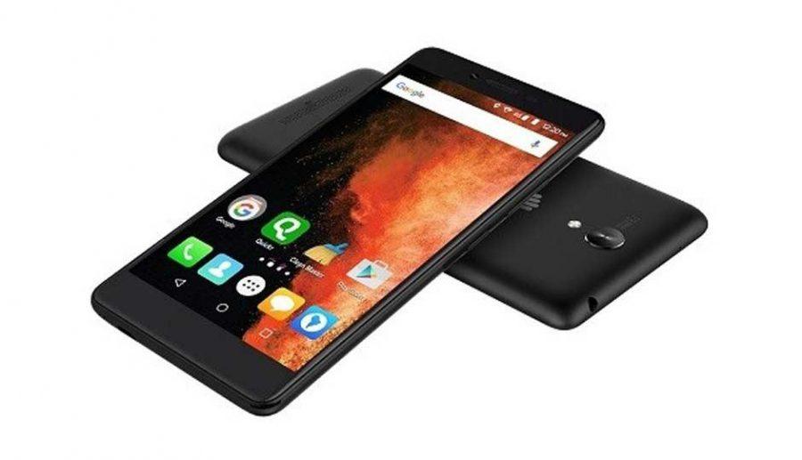 Подарок для любителей селфи – смартфон Micromax Canvas Infinity Pro