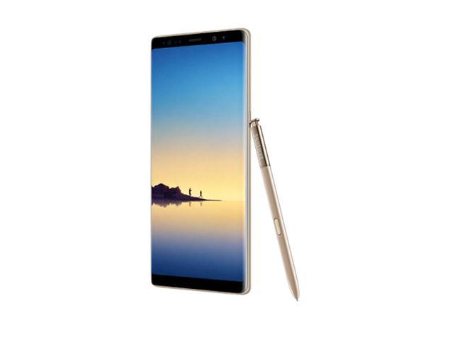 Выявилась еще одна проблема Samsung Galaxy Note 8
