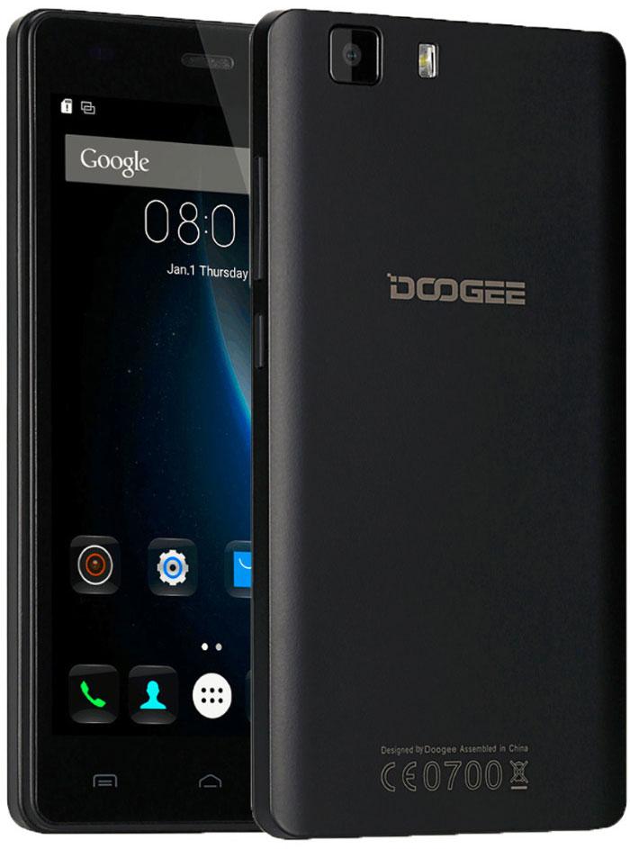 Dogee X55 выйдет в 2018