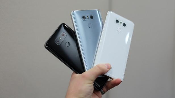LG G6 теперь можно купить в России всего за 30 000 рублей