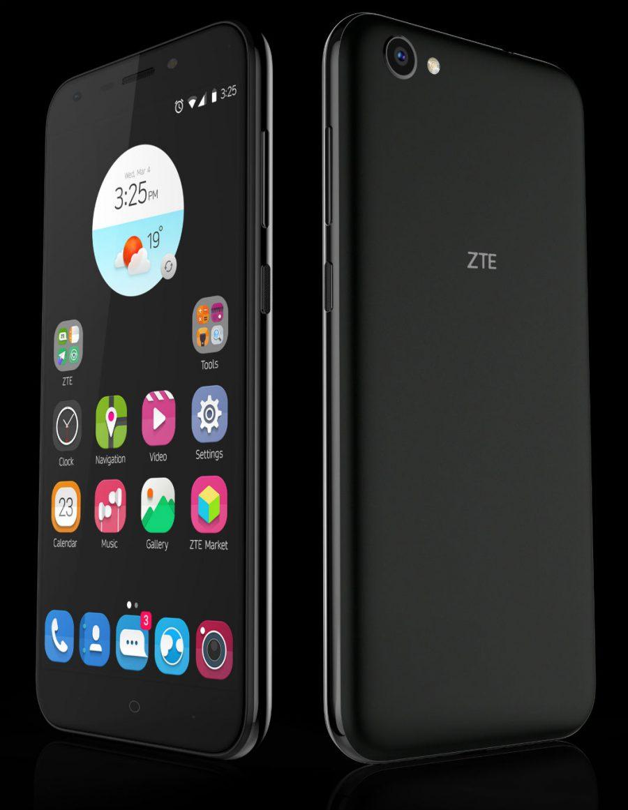Бюджетный смартфон Blade A6 Max в разработке у компании ZTE