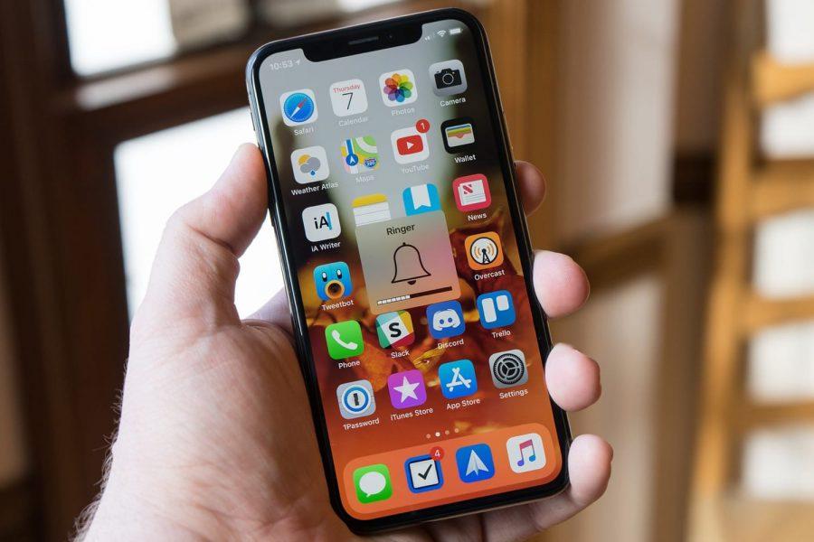Новая версия iPhone X