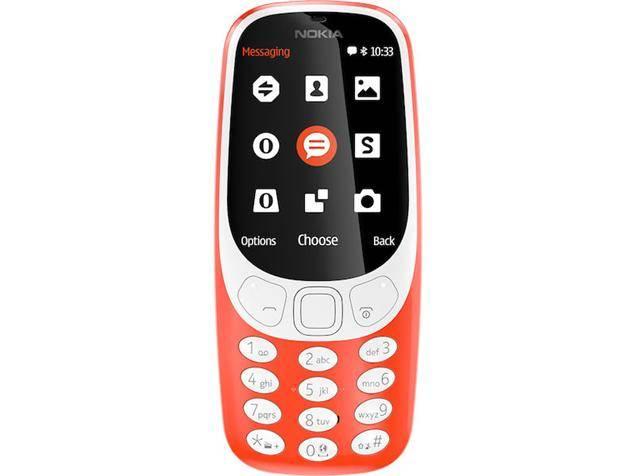 Nokia 3310 был официально представлен компанией