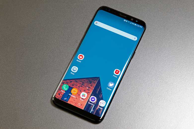 Samsung Galaxy S9+ может получить огромную встроенную память