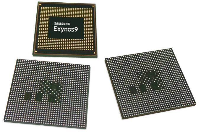 SoC Samsung Exynos 9810 начинают производиться