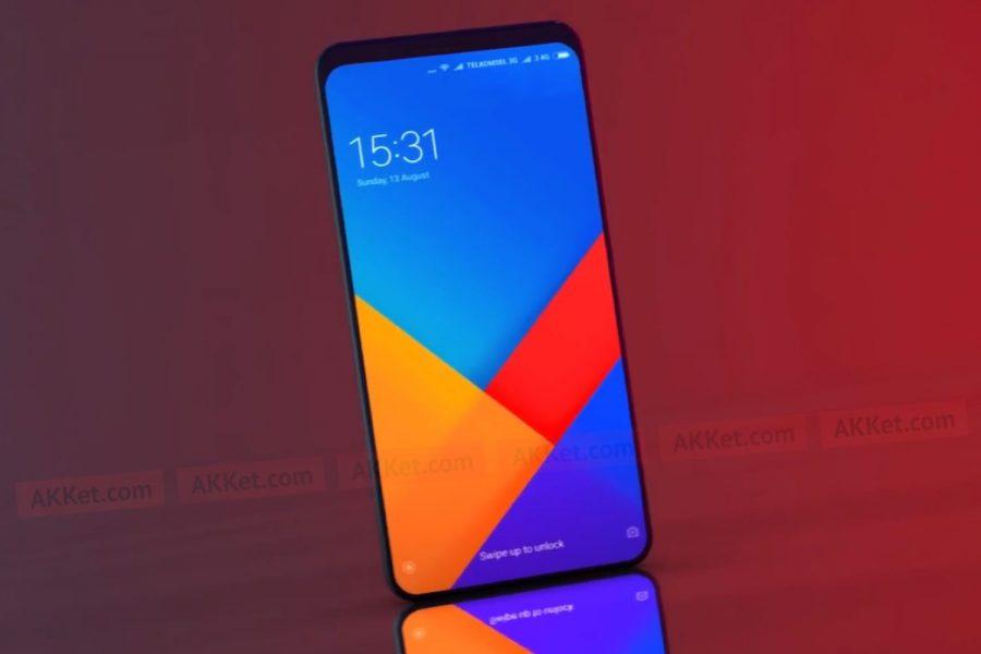 Гаджет Mi 7 от организации Xiaomi может приобрести OLED дисплей, который будет всегда включен