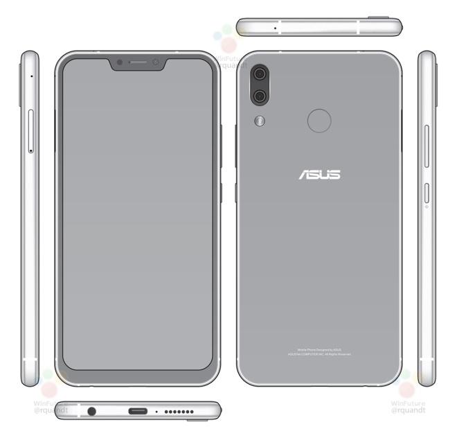 Смартфон Zenfone 5 от компании Asus был протестирован в бенчмарке AnTuTu