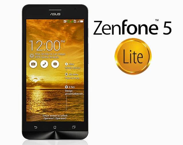 Устройства Asus Zenfone 5 изображены на рендерах в интернете
