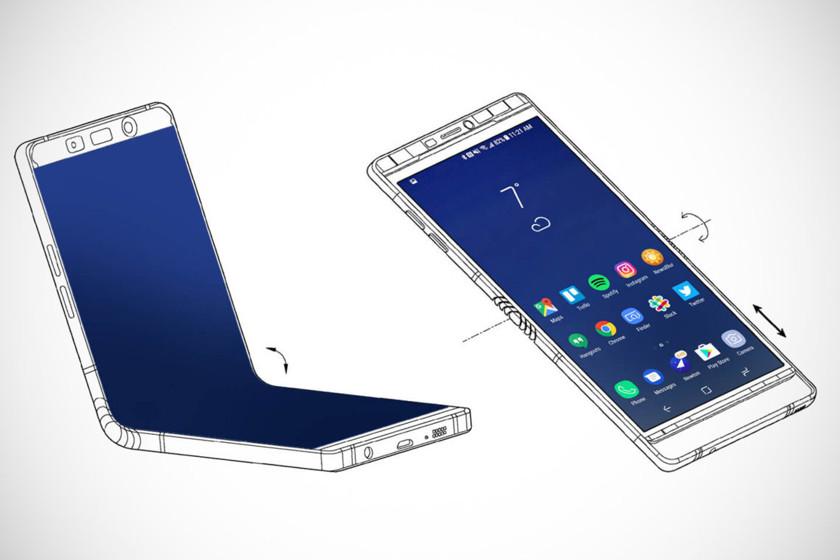 Компания Samsung сообщила о скором выходе в свет девайса под названием Galaxy X