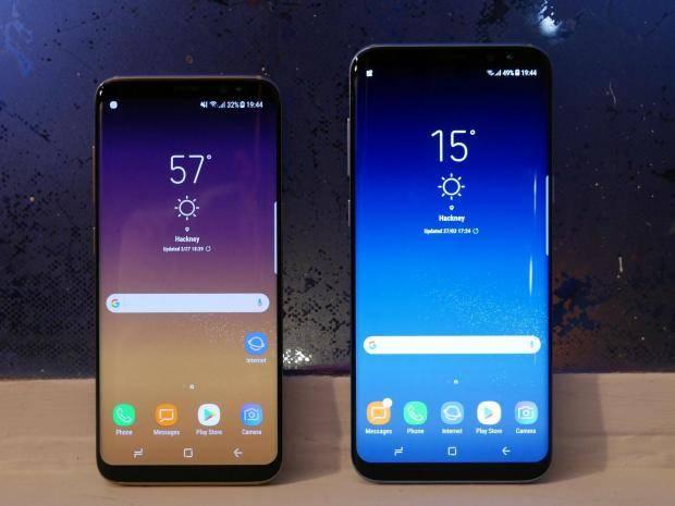 Новая информация Samsung Galaxy S9+
