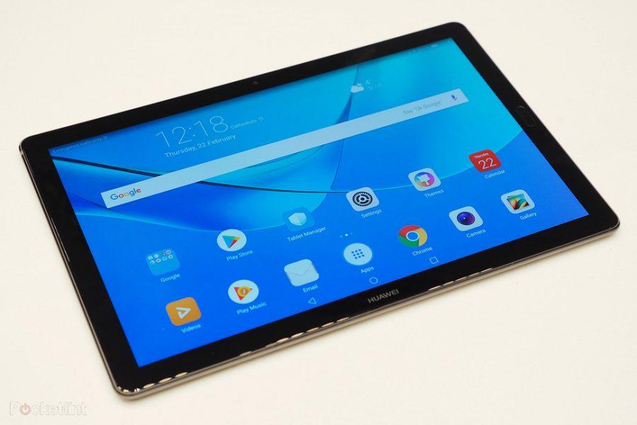 На выставке MWC 2018 состоялся анонс планшетных компьютеров Huawei MediaPad M5