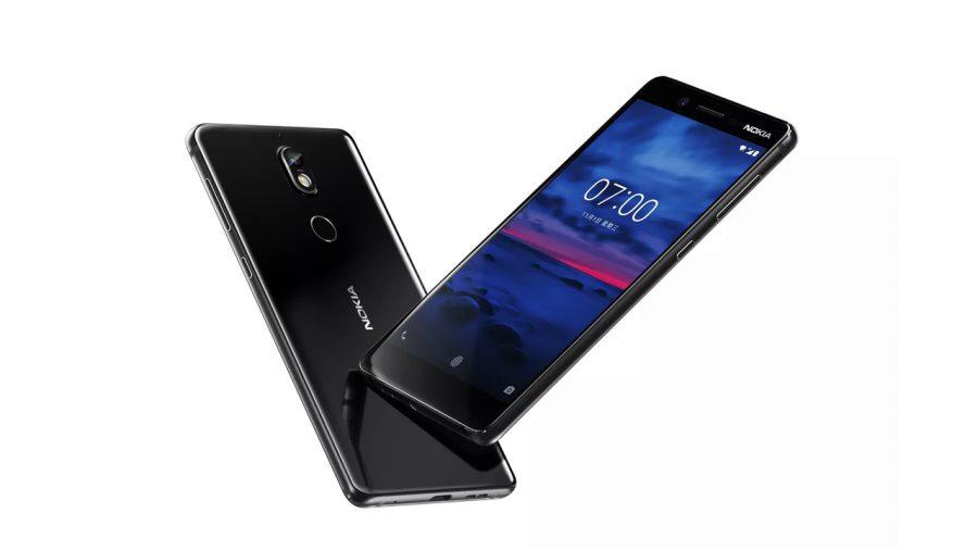 Дата выхода Nokia 7/7+