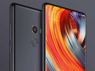 Информация о Xiaomi Mi Mix 2S