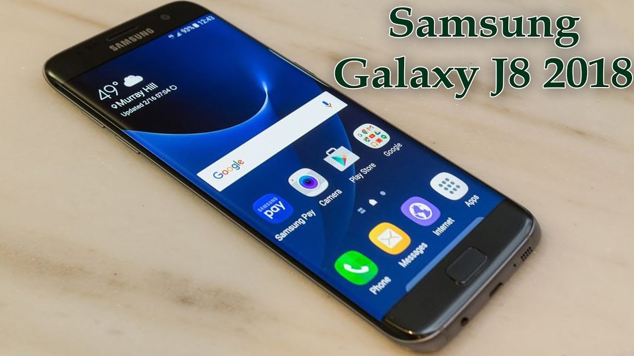 Загадочный смартфон Samsung Galaxy J8 2018 был проверен в бенчмарке Geekbench