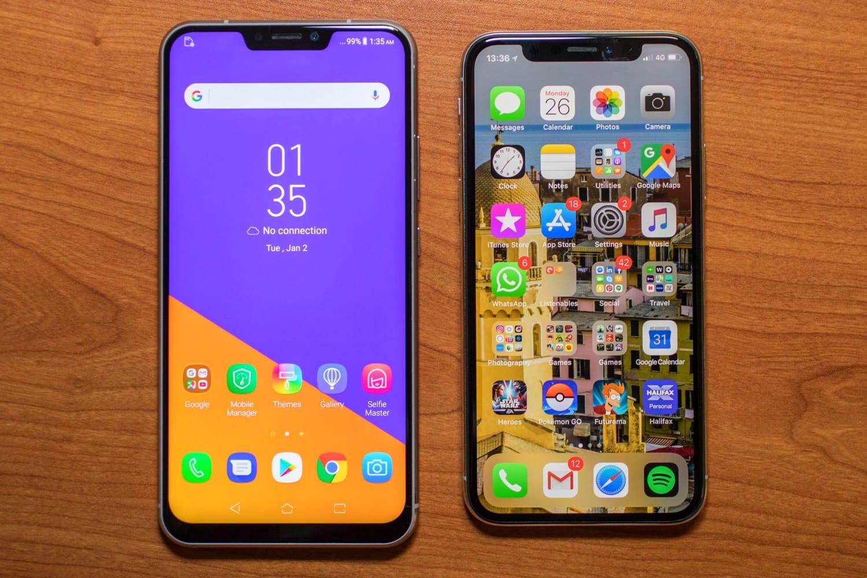 Смартфон от китайской компании Xiaomi под названием Mi 7 приобретет подобие Face ID и вырез, какой есть у iPhone X