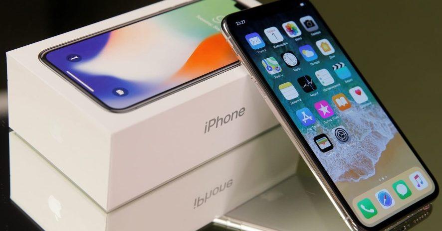 «Яблочная» компания в 2019 году может начать производить смартфоны без выреза в экране