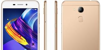Huawei Honor 6C Pro: обзор и характеристики