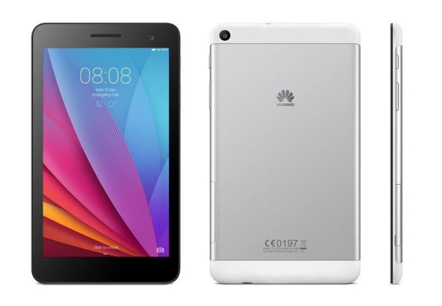 Обзор планшета Huawei MediaPad T1 7