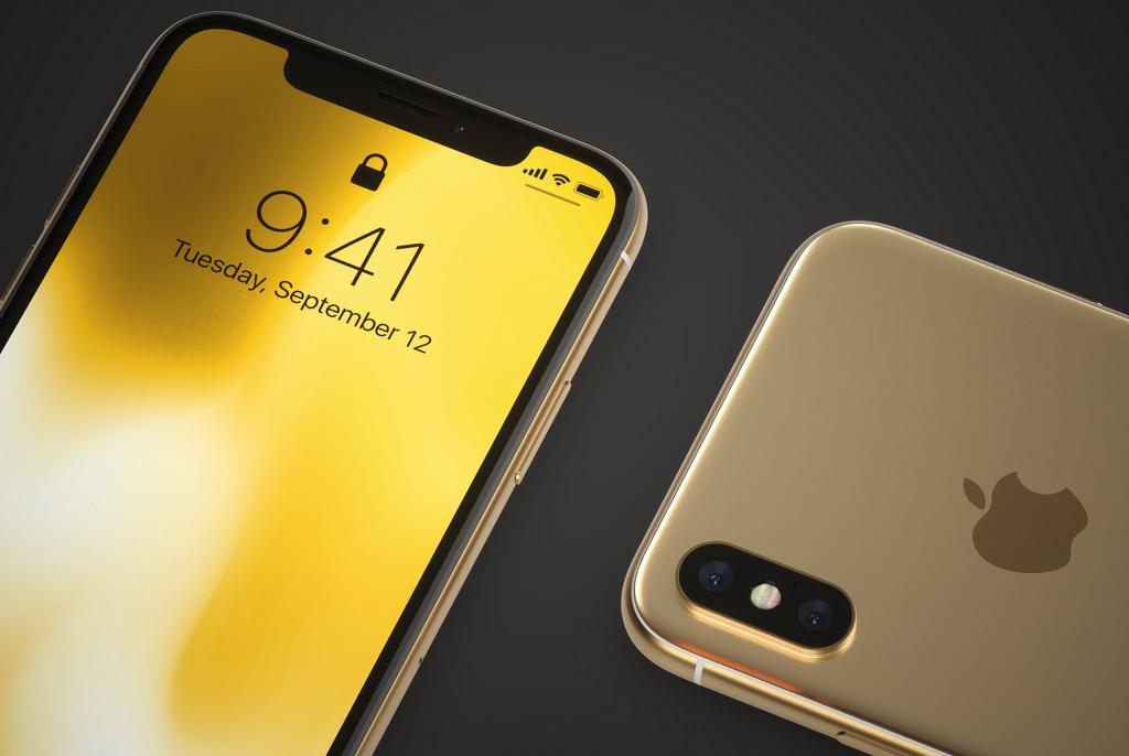 В новом устройстве iPhone X Plus будет возможность использования сразу двух сим-карт